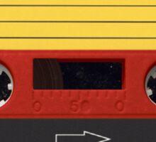 Redd Cassette Sticker