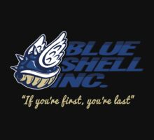 Blue Shell Inc. (no distressing) T-Shirt