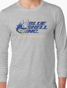 Blue Shell Inc. (no distressing) Long Sleeve T-Shirt