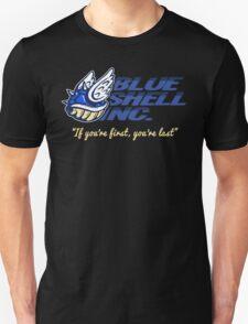 Blue Shell Inc. (no distressing) T-Shirt