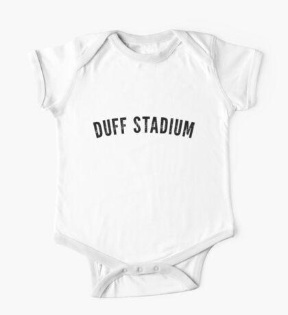 Duff Stadium Shirt One Piece - Short Sleeve