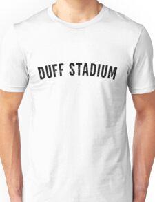 Duff Stadium Shirt Unisex T-Shirt