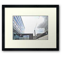Courthouse in Gothenburg Framed Print