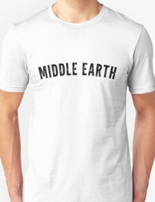 Middle Earth Shirt T-Shirt