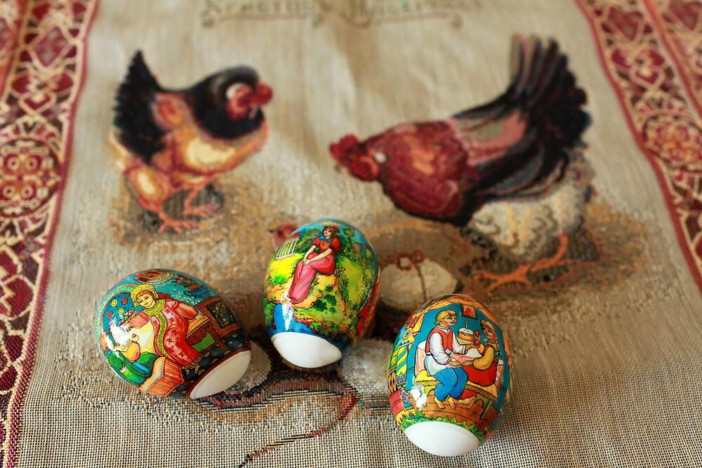 Easter Eggs by mrivserg