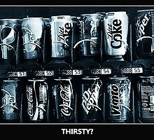 """""""Thirsty""""  by Laura  Cutts"""