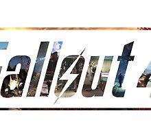 Fallout 4  by PhantomNymph