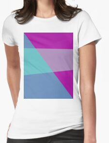 TV Womens Fitted T-Shirt