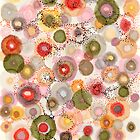 Softly Bubbling by Regina Valluzzi
