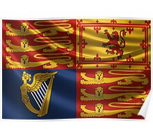 Royal Standard of the United Kingdom  Poster