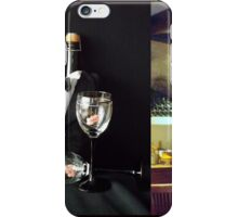 Anyone for Wine ? iPhone Case/Skin