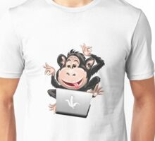 IT Monkey Unisex T-Shirt