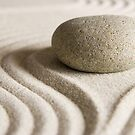 Zen stone by christopherjl