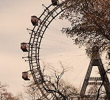 Ferris Wheel by BirgitHM