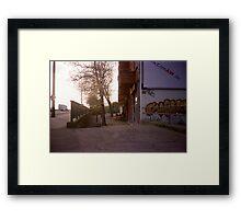 Plastic Camera 103 Framed Print