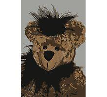 Beary Happy Photographic Print