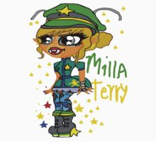 Milla Terry Kids Clothes
