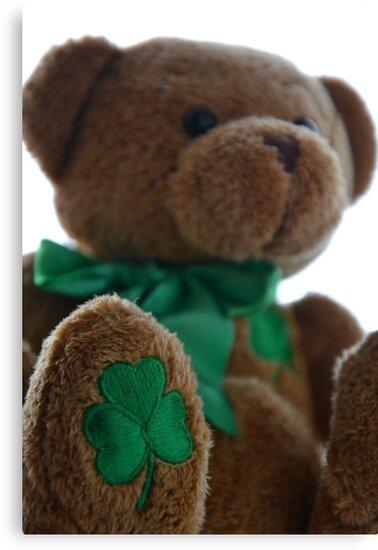 Good Luck Bear by BirgitHM