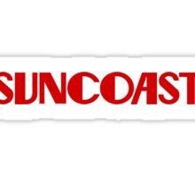 Suncoast Video Shirt Sticker