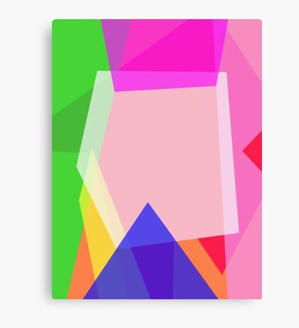 Minimalism Contrast Canvas Print