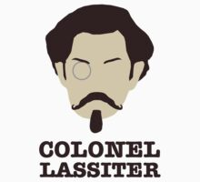 Psych - Colonel Carlton Lassiter: Civil War Buff by BenFraternale