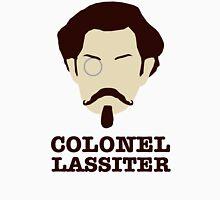 Psych - Colonel Carlton Lassiter: Civil War Buff Unisex T-Shirt