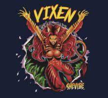 SheVibe Vixen Logo by shevibe