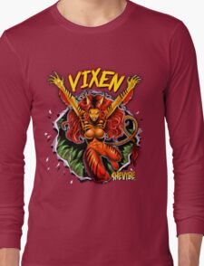 SheVibe Vixen Logo Long Sleeve T-Shirt