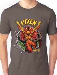 SheVibe Vixen Logo Unisex T-Shirt