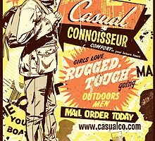 VINTAGE AD 3 by casualco