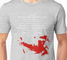 Gladiator - My Name is Maximus Decimus Meridius Unisex T-Shirt