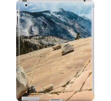 Olmsted Point Yosemite iPad Case/Skin