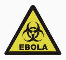 Ebola Warning Symbol by sweetsixty