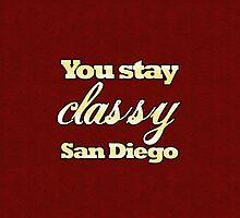 Stay Classy by Zambina