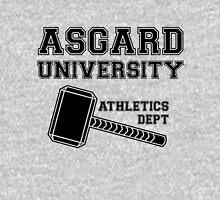 Asgard University - Athletics Department (Light Shirt) Unisex T-Shirt