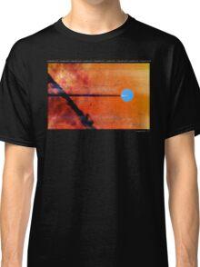 Goodbye Blue Sky - Conspiracy Realist remix Classic T-Shirt