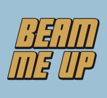 Beam Me Up by GeekGamer