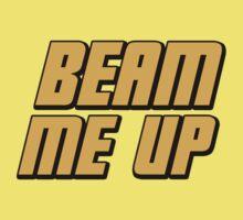 Beam Me Up Baby Tee