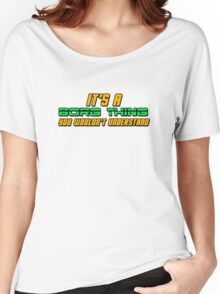 It's A Borg Thing, You Wouldn't Understand Women's Relaxed Fit T-Shirt