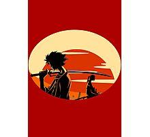 samurai Photographic Print