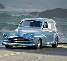 1947 Chevrolet Delivery Sedan by DaveKoontz