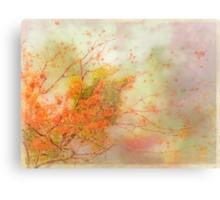Essence of Life Canvas Print