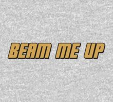 Beam Me Up  Kids Tee