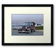 1932 Ford Tudor Sedan III Framed Print
