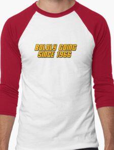 Boldly Going Since 1966 Men's Baseball ¾ T-Shirt