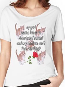 ideal date 4 ur qt emo gf/bf ;-) Women's Relaxed Fit T-Shirt