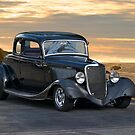 1934 Ford Coupe w/Bra by DaveKoontz