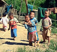 Childhood  by areyarey