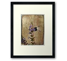 Worth Its Weight In Gold Framed Print