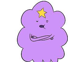 Lumpy Space Princess by nlturk
